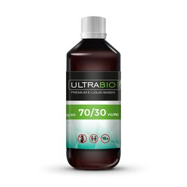 Ultrabio - Base - 70VG/30PG 1000ml