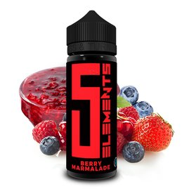 5 Elements - Berry Marmalade - 10ml Aroma (Longfill)