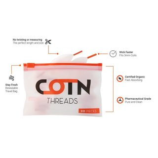 COTN - Threads - Watte x20