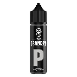 The Grandpa Vape - P Smooth Nutty Tobacco - 20ml Aroma...