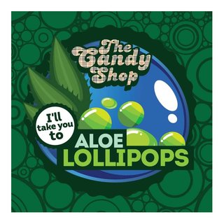 The Candy Shop Aroma - Aloe Lollipops - 10ml Aroma