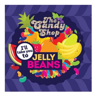 The Candy Shop Aroma - Jelly Beans - 10ml Aroma