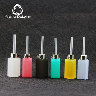 Arctic Dolphin Squonk Bootle Exhaust Square Exhaust 8ml