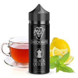 DAMPFLION CHECKMATE Black Queen Aroma 10ml Longfill