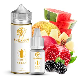 DAMPFLION CHECKMATE White Queen Aroma 10ml Longfill