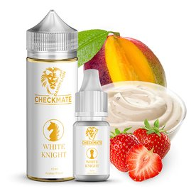 DAMPFLION CHECKMATE White Knight Aroma 10ml Longfill