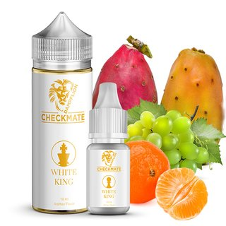 DAMPFLION CHECKMATE White King Aroma 10ml Longfill