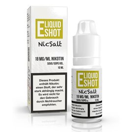 Expran - E-Liquid Nic Salt Shot - 18 mg/ml 50/50
