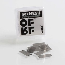 Wotofo OFRF nexMESH Metallsieb Profile 10er Pack