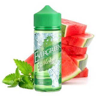 Evergreen - Melon Mint - 30ml Aroma (Longfill)
