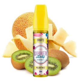 Dinner Lady Fruits - Melon Twist - 20ml Aroma (Longfill)