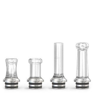Ambition Mods - DL und MTL 4  in 1 Drip tip set