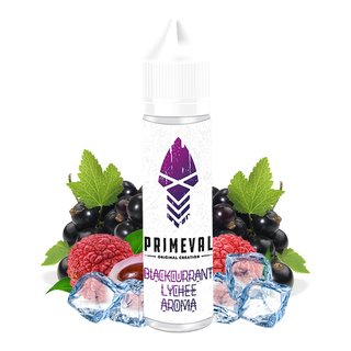 Primeval - Blackcurrant Lychee - 12 ml Aroma (Longfill)