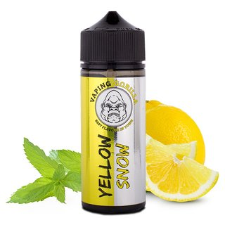 Vaping Gorilla - Yellow Snow - 10ml Aroma (Longfill)