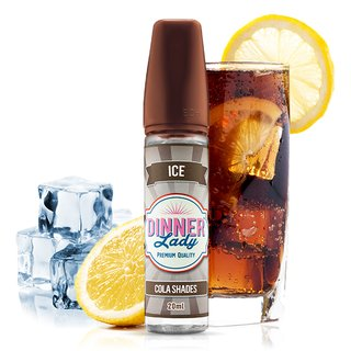 Dinner Lady Ice - Cola Shades - 20ml Aroma (Longfill)